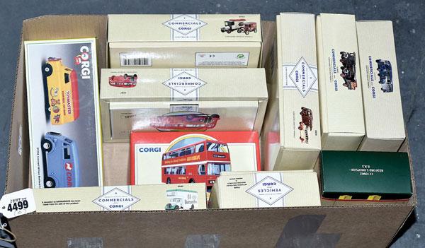 GRP inc Corgi boxed No.97187 AEC Regal