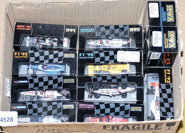 GRP inc Onyx boxed Indy Cars No.102 Havoline