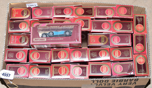 GRP inc Matchbox Models of Yesteryear boxed Y-25
