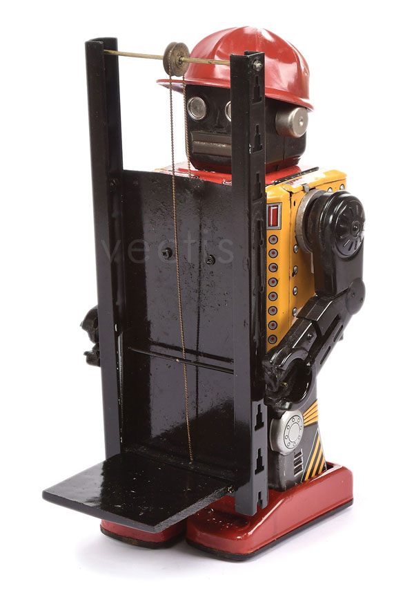 Horikawa (Japan) Fork Lift Robot - very rare