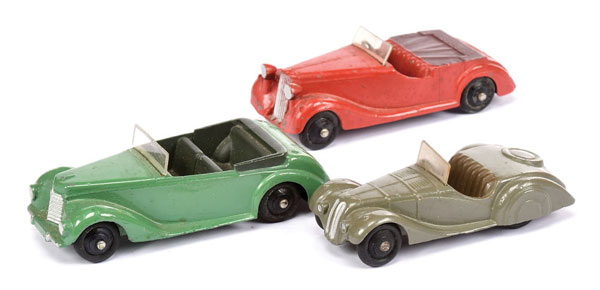 GRP inc Dinky Post-war Cars - Sunbeam Talbot