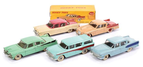GRP inc Dinky American Cars - Nash Rambler