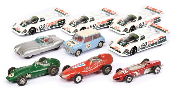 GRP inc Corgi Racing and Sports Cars - Morris