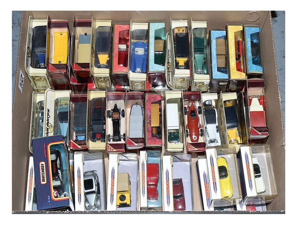 GRP inc Matchbox, Dinky Collectables and Models