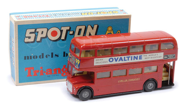 Spot-On 1/42nd scale Routemaster London