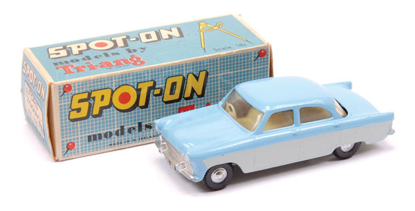 Spot-On No.100 Ford Zodiac without lights