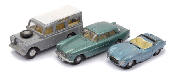 GRP inc Spot-On unboxed Cars (1) Jaguar XKSS
