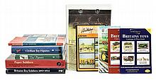 GRP inc Soldier & Figure Books - 9 x Toy Soldier