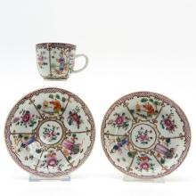 Lot of Cup and Saucers