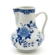China Porcelain Pitcher Circa 1800