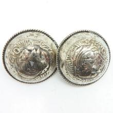 Silver Dutch Broekstukken