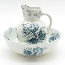 Pitcher and Water Basin