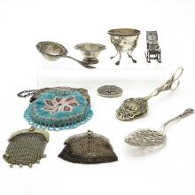 Diverse Lot Including Silver Cup