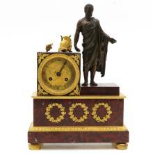 19th Century Ormolu Clock