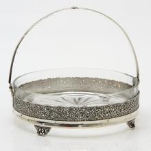 Dutch Silver Basket