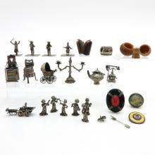 Diverse Lot of Miniatures
