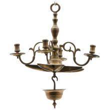 Bronze Sanctuary Lamp