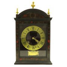 Signed Herbault Paris Table Clock