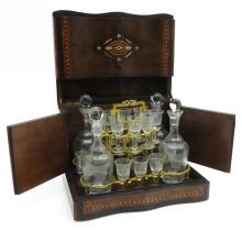 19th Century Liquor Cabinet