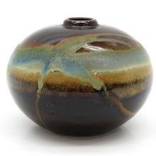Signed Leo Marten Vase