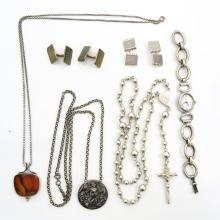 Diverse Lot of Costume Jewelry