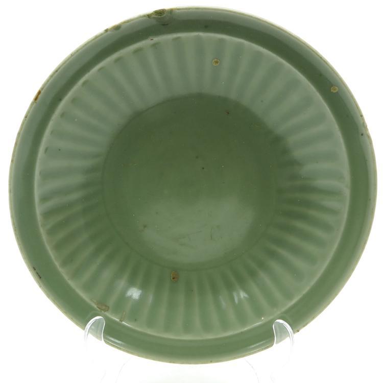 China Porcelain Celadon Plate