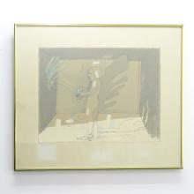 SIGNED & NUMBERED LITHOGRAPH BY CO WESTERIK