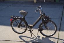 Vintage French Solex bike