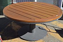 Sutherland Peninsula dining table Designed by