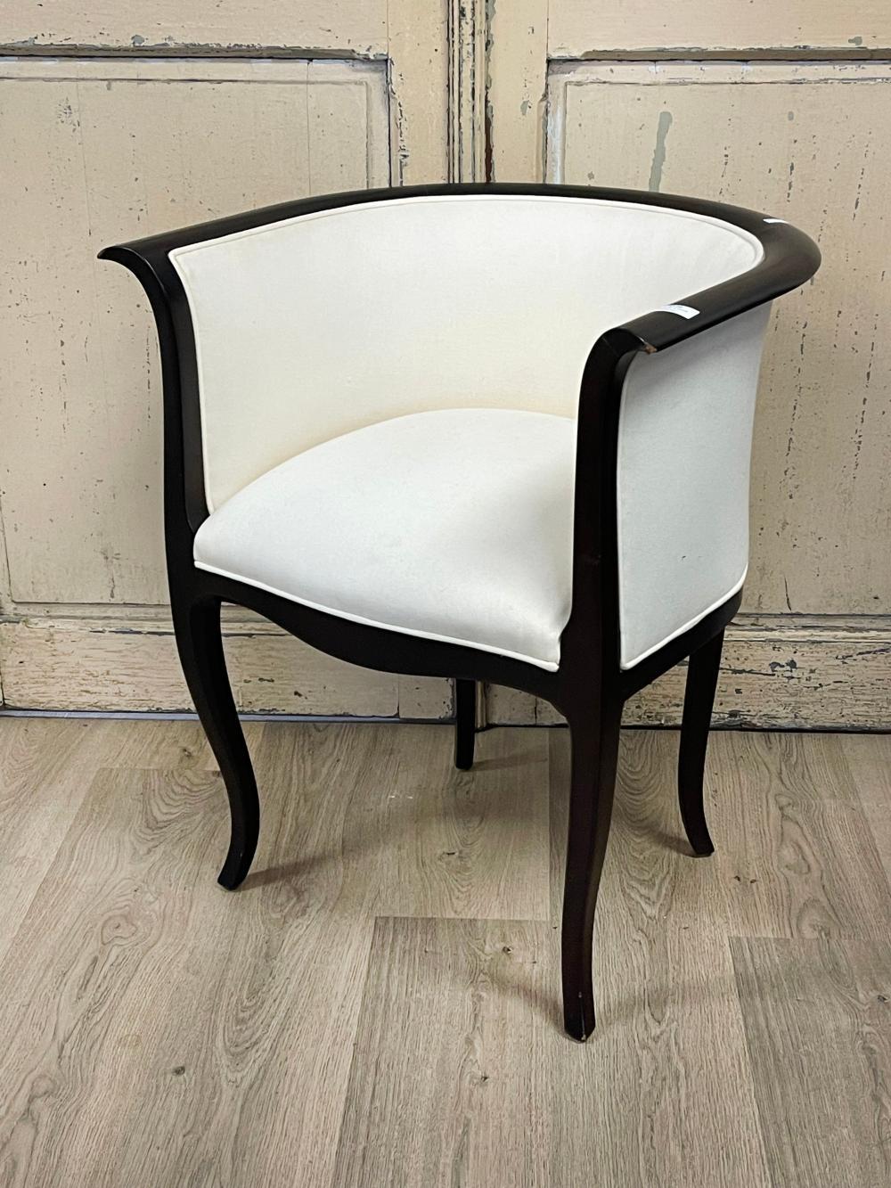 Art Deco revival arm chair