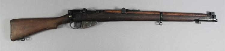 Rifle No.2 Mk IV in .22 long rifle calibre. 1967 dated. Serial no. 26323 L/R NSW
