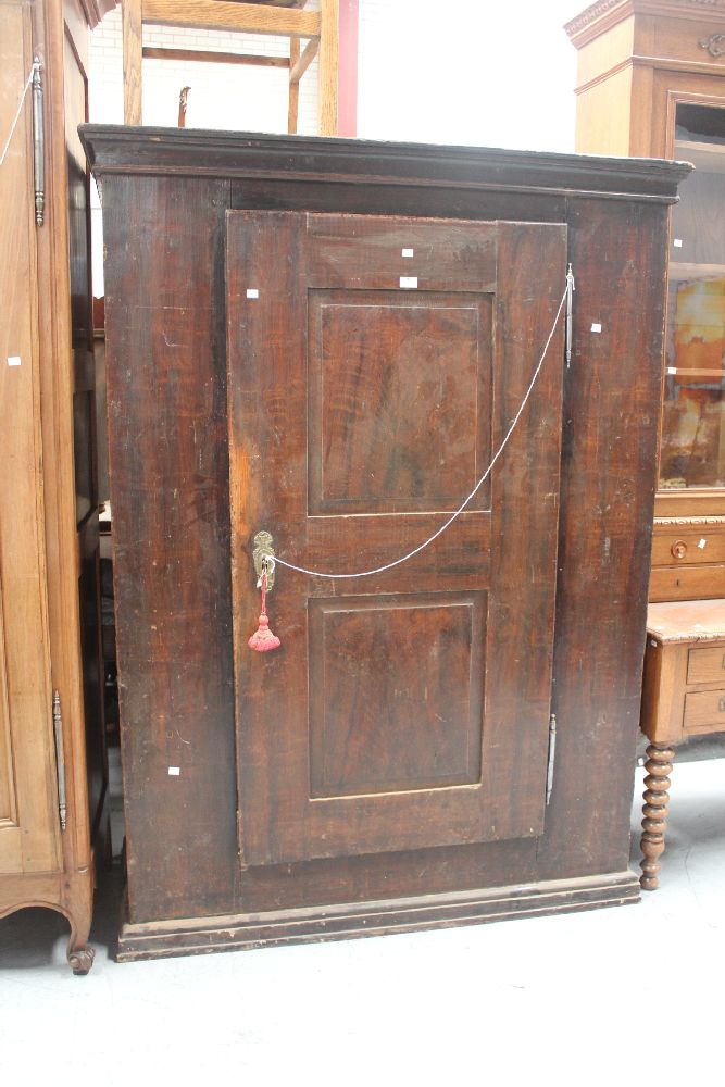auction kitchen cabinets late 18th 19th century swiss pine cupboard with original 1387