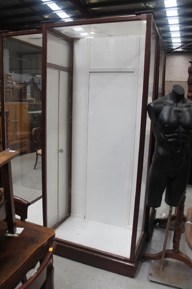 Museum Display Showcase Approx 233cm H X 99cm W X 60cm D