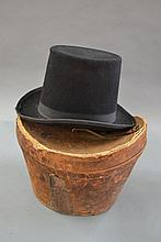 Norfolk Island Stove pipe hat in original