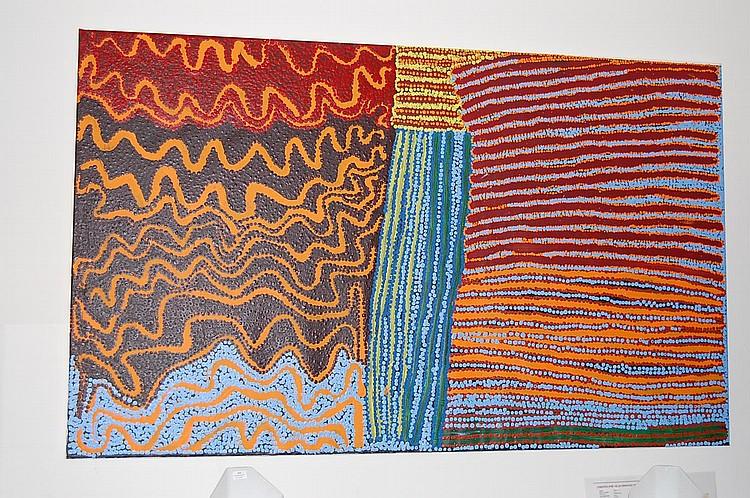 Tommy Watson, Aboriginal, B 1935 Wingellina (WA)