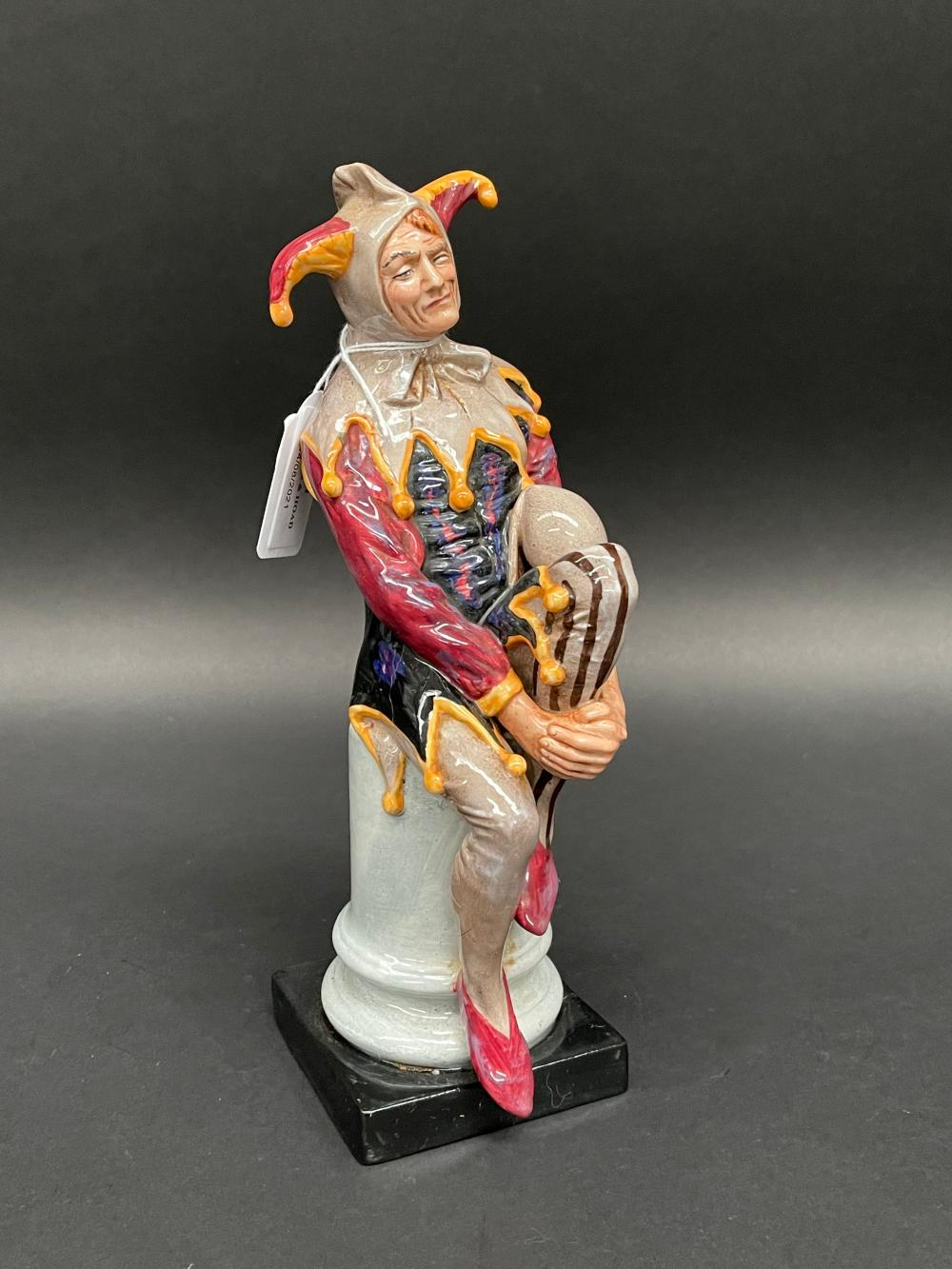 """Royal Doulton """"The Jester"""" HN2134, approx 25cm H"""