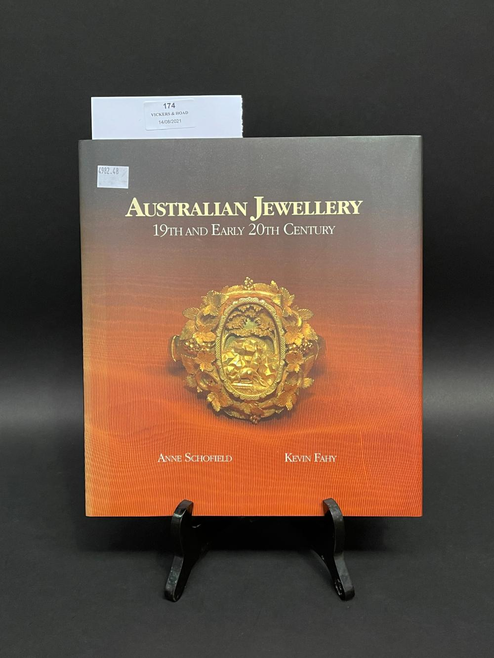 Volume Australian Jewellery 19th & early 20th Century, Anne Schofield & Kevin Fahy