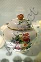 Herend lidded pot