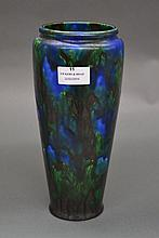 Minton Hollins & Co Astra ware tall tapering vase,