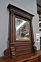 Antique French Henri II mirror