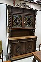 Antique French Henri II buffet/bookcase