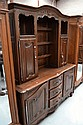Vintage French Louis XV two piece buffet. H:220cm