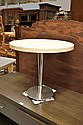 Little modern circular table by Style craft. 48cm
