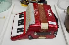 Small French accordion