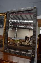 Decorative Mirror, approx 140cm H x 98cm W