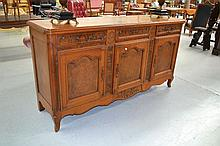 Early 20th century French Louis XV style cherry