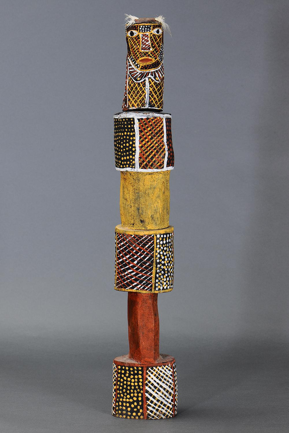 TIWI POLE, TIWI GROUP, MELVILLE AND BATHURST ISLANDS, NORTHERN TERRITORY