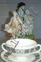 Selection- Antique Staffordshire pearl ware figure