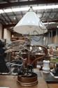 Jewellers multi function desk light, by