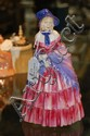 Royal Doulton figure Victorian Lady. 19cm high